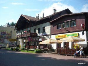 Restauracja Ogrodowa Pokoje Piast Wisła